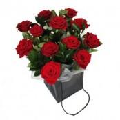 Valentine rosebox
